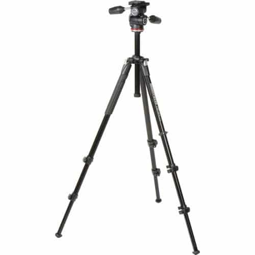 manfrotto aluminum video tripod beirut lebanon dslr-zone.com