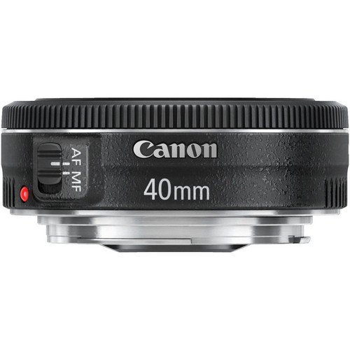 Canon EF 40mm f/2.8 STM Lens - Fixed A unique and indispensable addition to Canon's series of EF lenses Beirut Lebanon